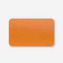 Лента 25х0,18мм Оранжевый глянцевый 3499
