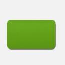 Лента 25х0,18мм Зеленый глянцевый 5713