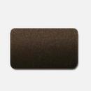 Лента 25х0,18мм Темно-коричневый металлик 7258