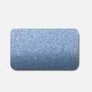 Лента 25х0,18мм Синий металлик 7260